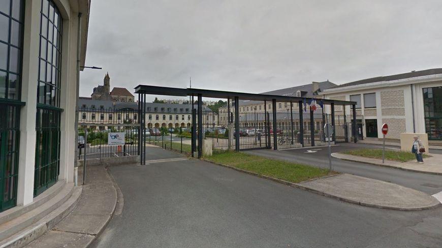Le rectorat de Poitiers