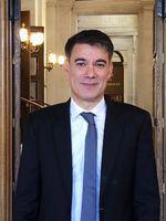 Olivier Faure, le 14 mars 2018