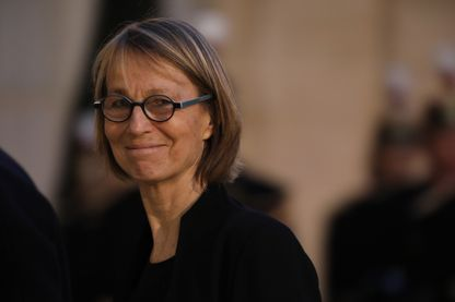 Françoise Nyssen en 2017