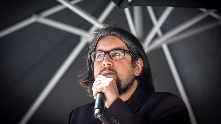 L'humoriste côte-d'orien Carlos Flinnroï