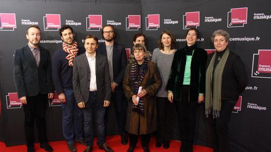 Les lauréats du Prix France Musique des Muses édition 2018