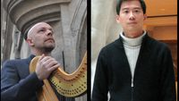 """ Cinq Stades de l'existence "" pour harpe de Chen Yao (Rediffusion 5/5)"