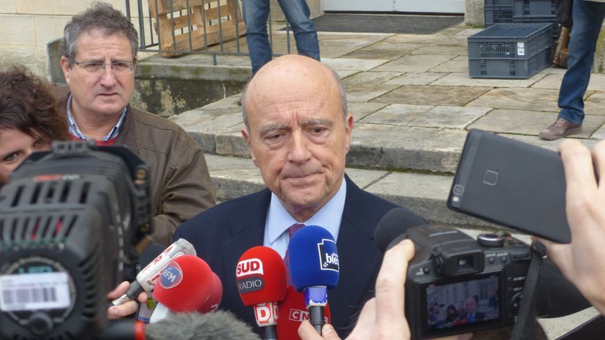 Alain Juppé a finalement décidé de reculer.
