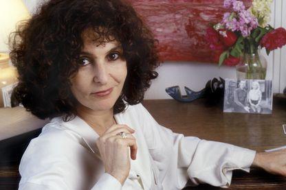 """Geneviève Brisac a écrit un nouveau roman : """"Le Chagrin d'aimer"""" (chez Grasset)"""