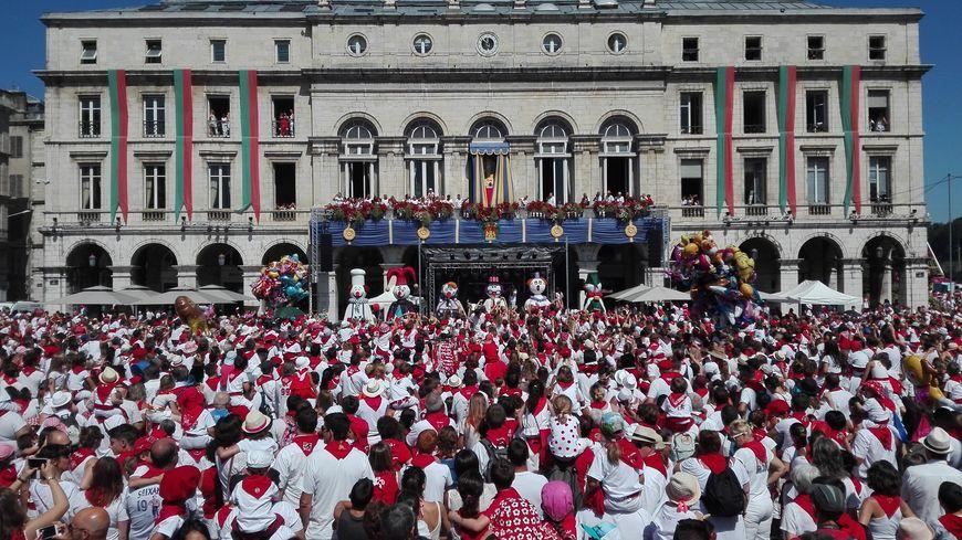 Les fêtes de Bayonne édition 2017