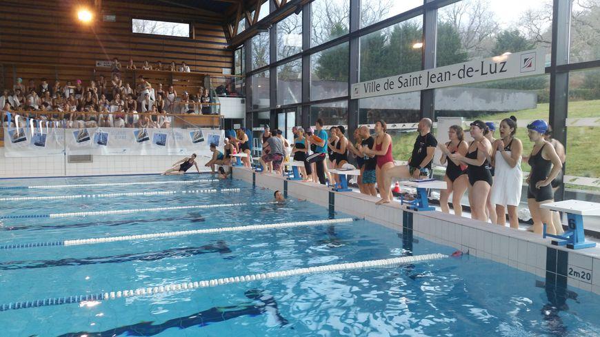 Au final, 35 seront sélectionnées après ces 3 jours d'épreuves à Saint-Jean-de-Luz