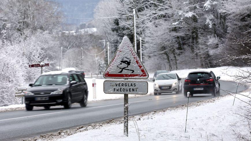 Neige et pluies verglaçantes sont attendues en Franche-Comté