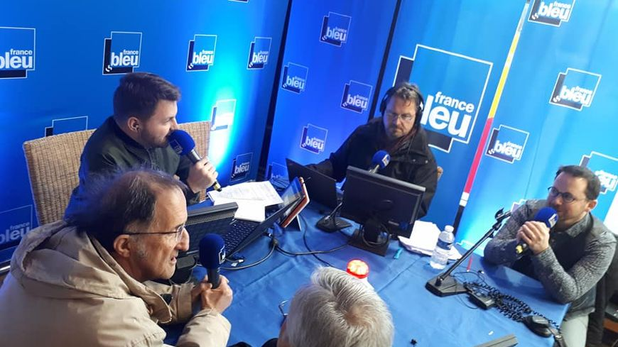 France Bleu Besançon en direct de Vesoul