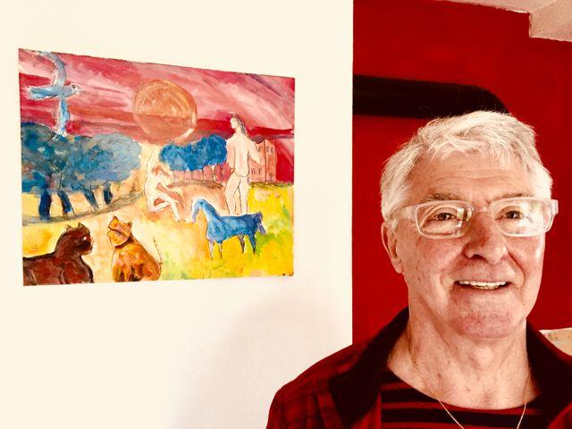Henri Traforetti, syndicaliste CGT de la Rhodiaceta en 1968, militant des groupes Medvedkine impulsés par le cinéaste Chris Marker