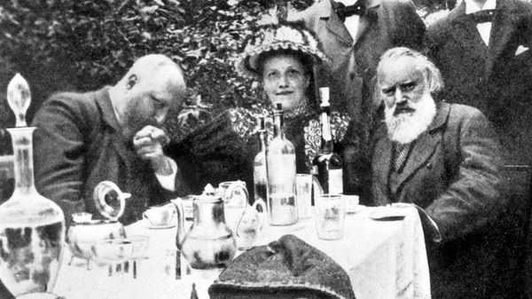 Brahms en compagnie de Maria Fellinger