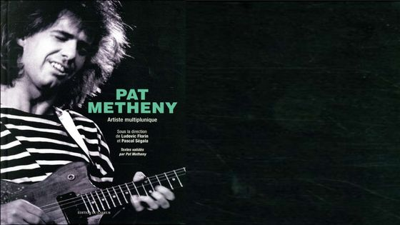 Pat Metheny de Ludovic FLorin