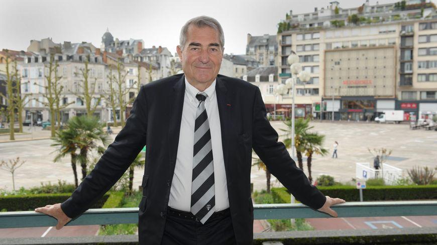 Jean-Paul Denanot (ici en 2015 à Limoges) se retire de la vie politique