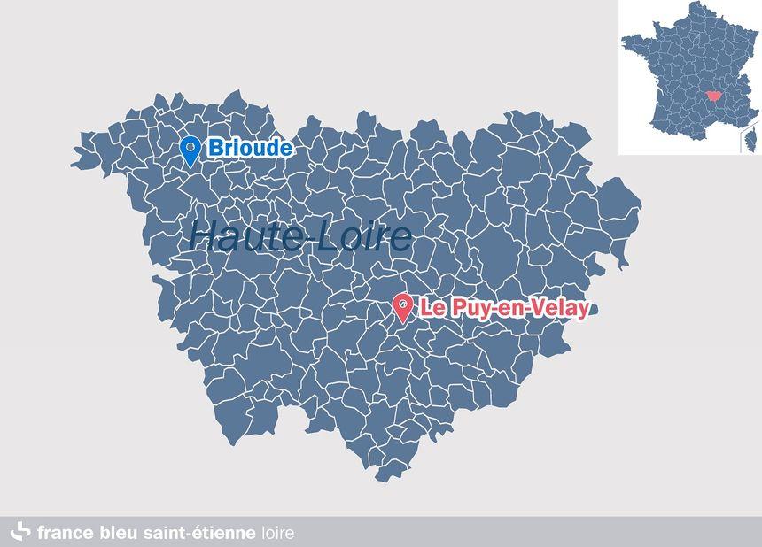 Brioude, en Haute-Loire