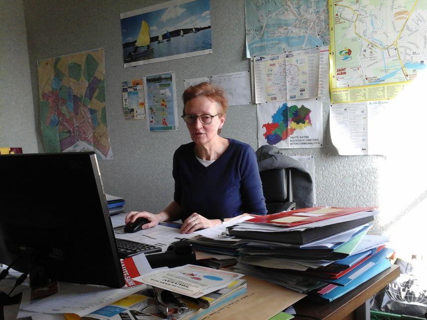 Carmen Friquet, forcément un bon plan pour commencer la visite!