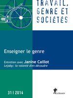 Travail, genre et sociétés n°31/2014