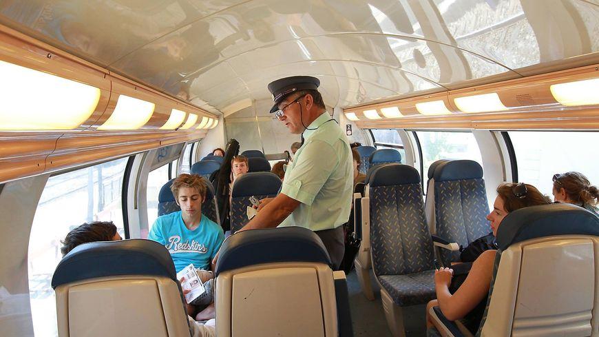 La Normandie compte 270 contrôleurs de trains.
