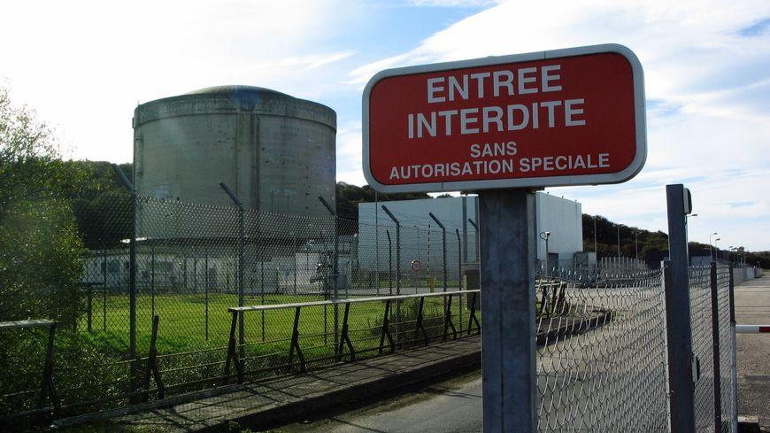 La centrale nucléaire de Brennilis en 2009