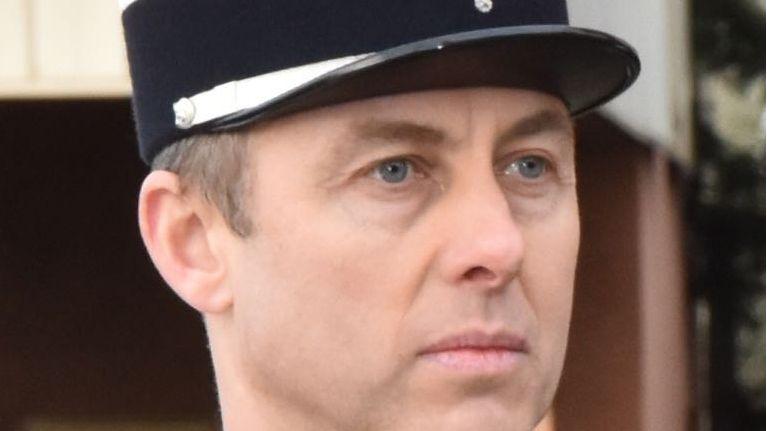 La France rend hommage au gendarme Beltrame