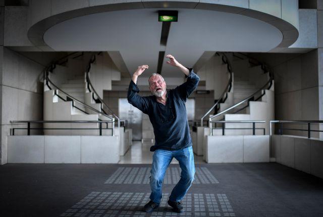 """""""Je n'ai pas la sensation de faire de l'opéra donc je fais ce que j'ai envie"""", annonce Terry Gilliam, qui monte pour la deuxième fois une œuvre de Berlioz."""