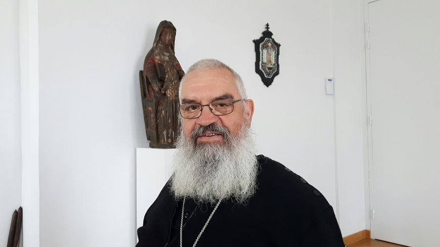 Jean-Pierre Cattenoz,  archevêque d'Avignon