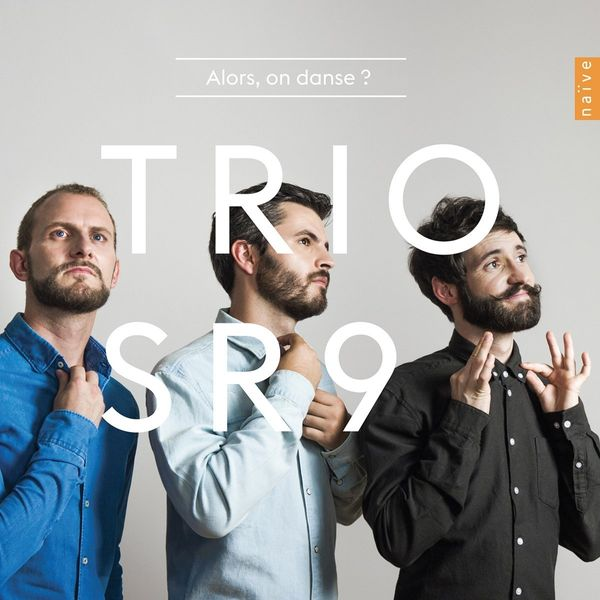Trio SR9 © Naïve