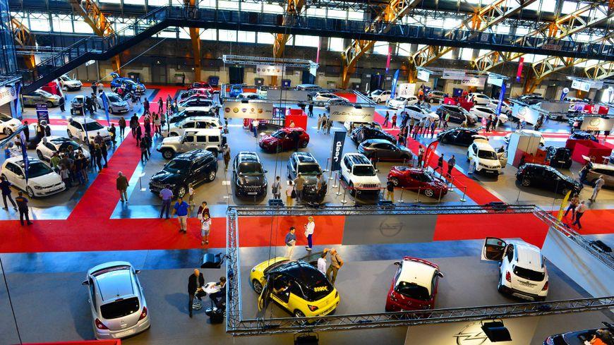 Un nouveau salon de l 39 automobile la grande halle d for Offre d emploi salon de l auto geneve