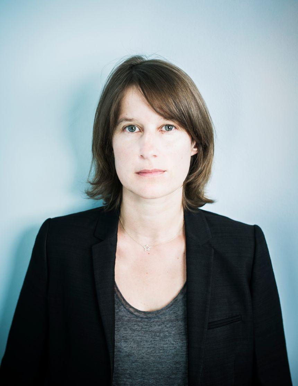 Ondine Millot est journaliste à Libération