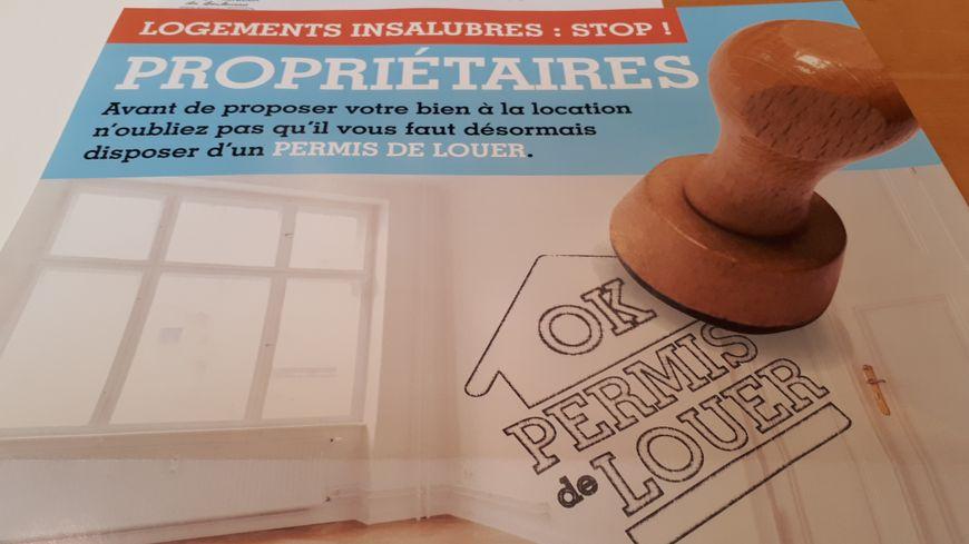"""Le """"permis de louer"""" entre en vigueur le 1er mai, dans l'hyper-centre de Boulogne, pour commencer."""