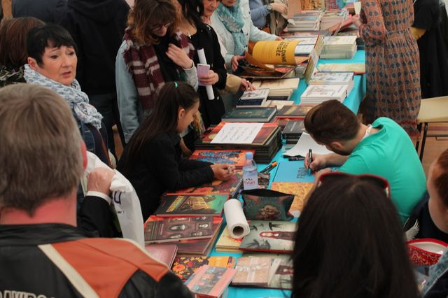 Festival du livre de Metz