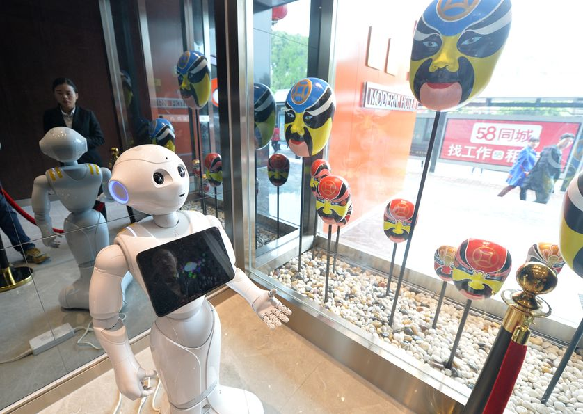 Des robots bientôt capables de créer de l'art ?