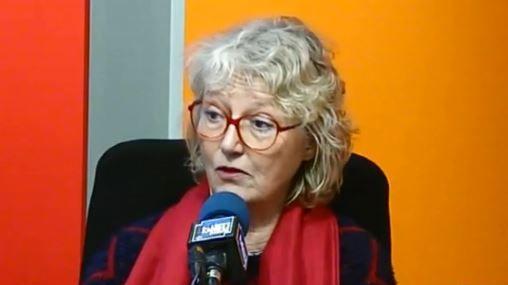 Catherine Gouhier, secrétaire générale du Criirem