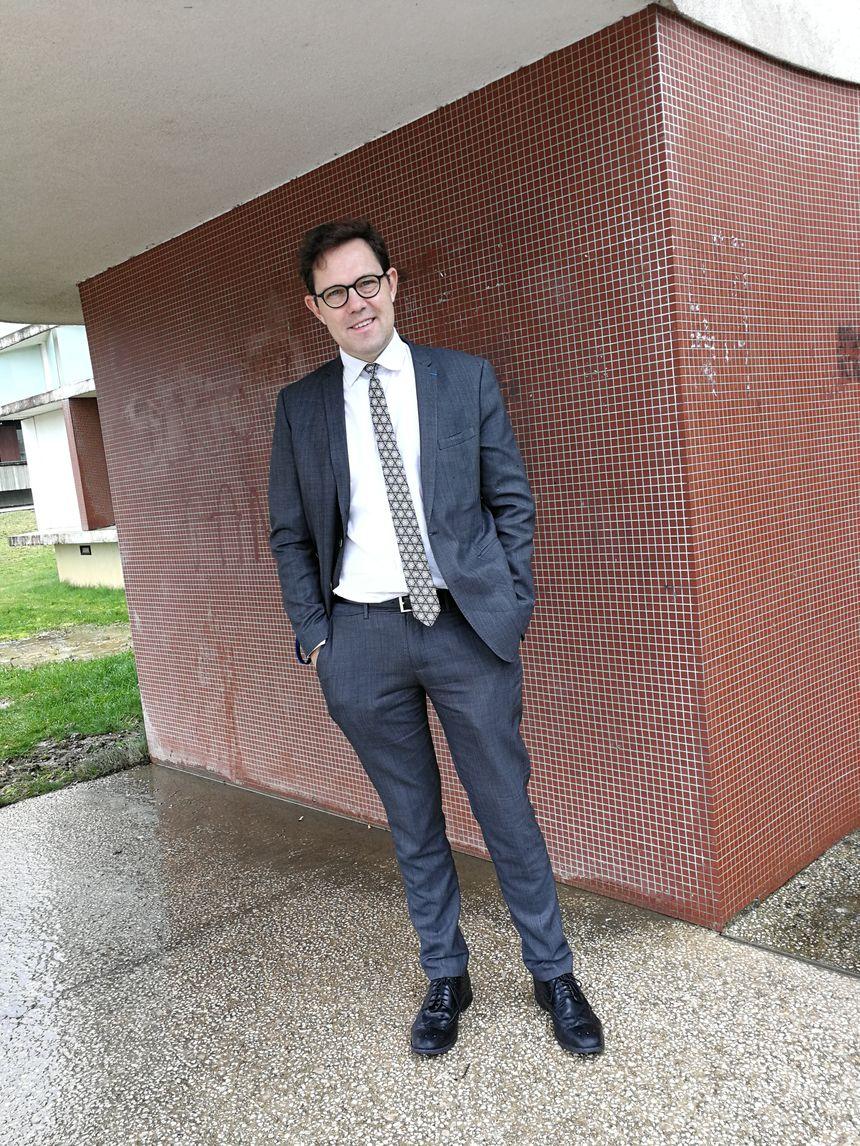 Gilles Roussel, président de la Conférence des présidents d'université