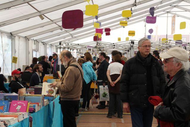 Festival du livre de Metz édition 2017