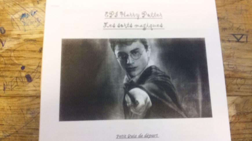 Le cours de latin de 5e avec Mme Béjot au collège Georges de la Tour à Metz