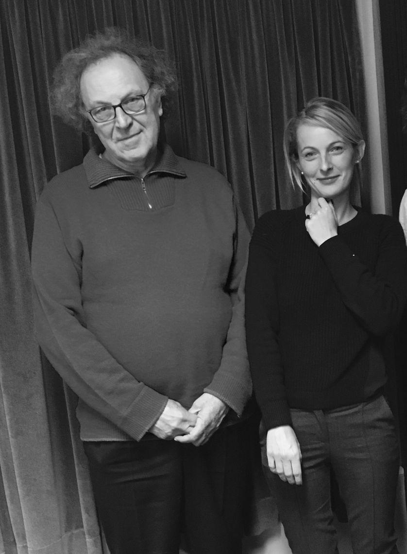 Jean-Michel Delacomptée et Andrea Marcolongo