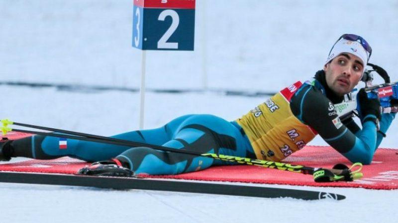 Coupe du Monde de biathlon : une première sans podium pour Martin Fourcade