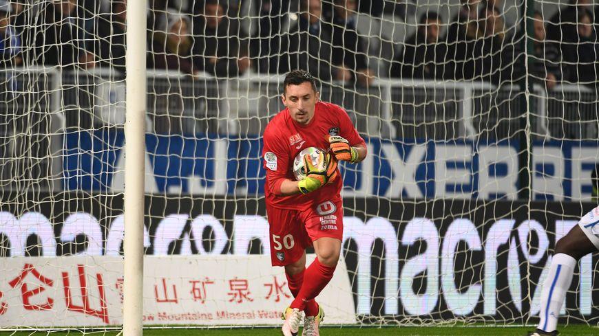 Arnaud Balijon a joué dix matchs de Ligue 2 avec le HAC depuis son arrivée au Havre
