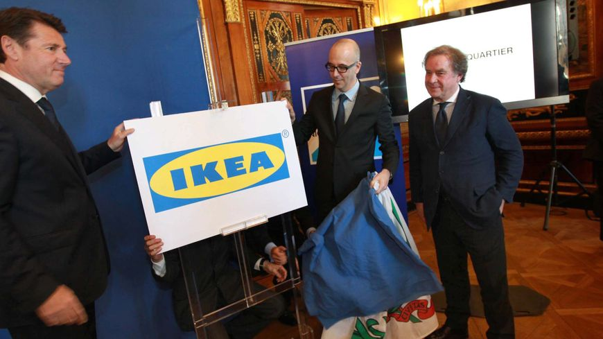 ANNONCE IKEA ST ISIDORE