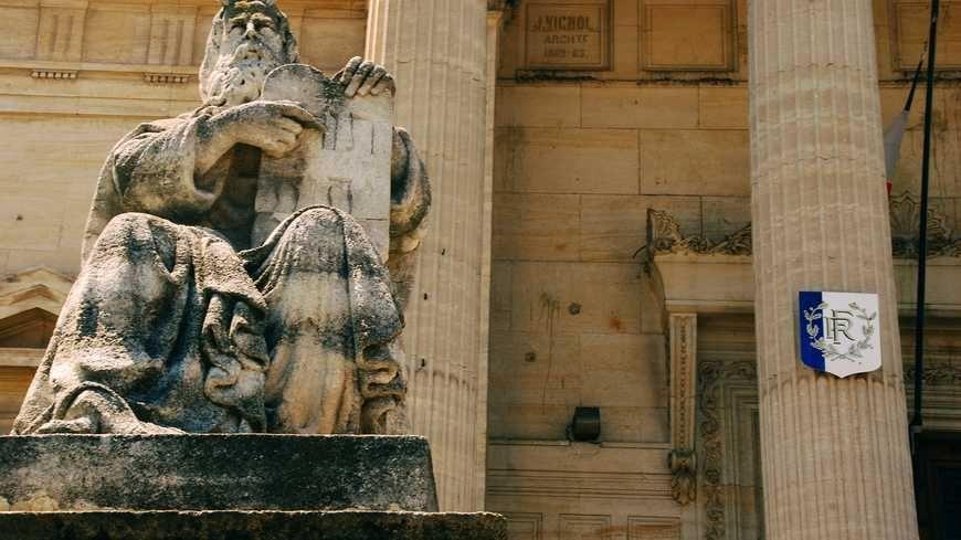 Palais de Justice de Perpignan