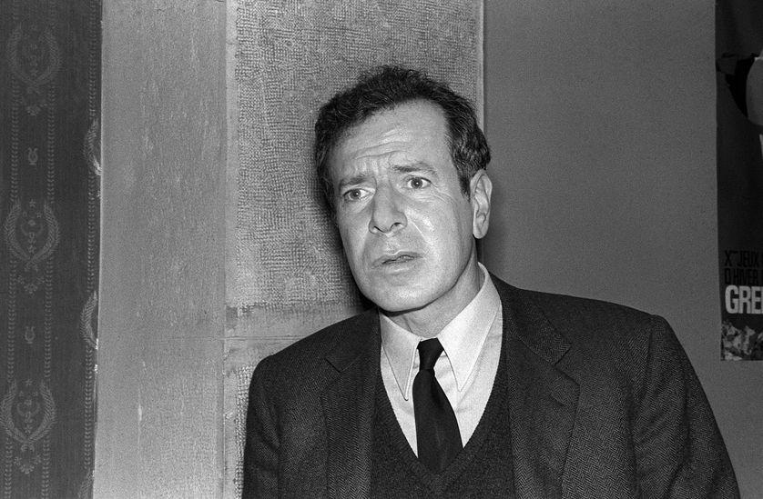 Portrait de Jean Daniel le 1er février 1967