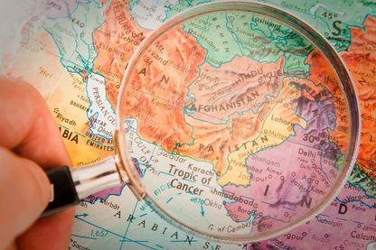 Qasim Aslam compile les livres d'histoire du Pakistan et d' Inde pour déconstuire les stéréotypes