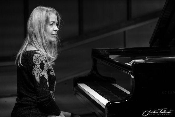 Sophia Domancich au studio 106