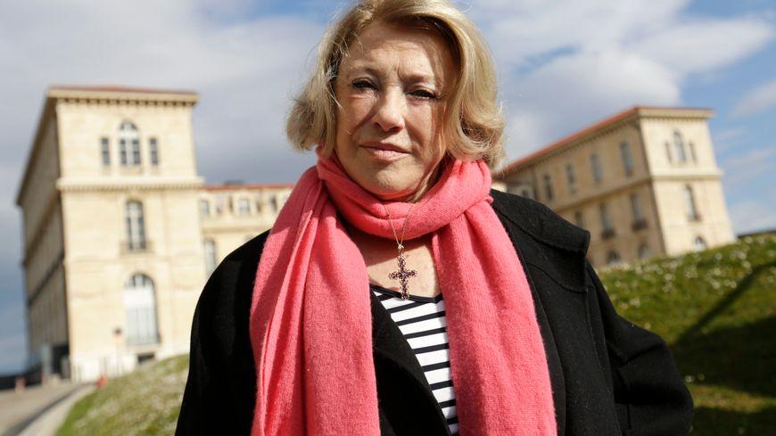 Maryse Joissains, maire d'Aix-en-Provence