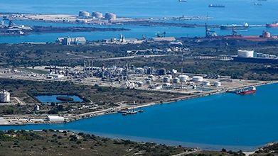 L'usine Quechen sera installée sur un terrain du du Grand Port maritime de Marseille-Fos
