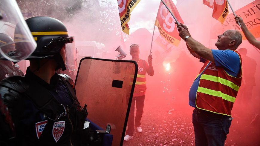 Plus de 140 manifestations sont prévues partout en France ce jeudi.