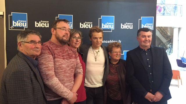 Les auditeurs de France Bleu rencontrent Bénabar