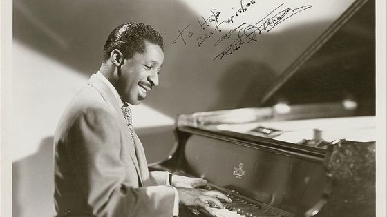 Erroll Garner (Pittsburg, 15.06.1923 - Los Angeles, 02.01.1977) pianiste de jazz américain