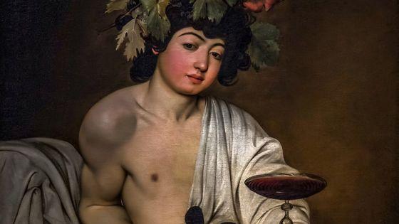 Le Caravage : Bacchus