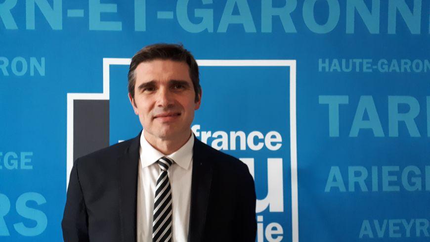 Jean-Marc VAYSSOUZE-FAURE, Maire de Cahors