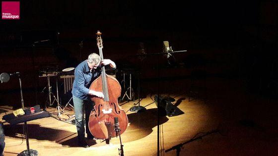 """Claude Tchamitchian au studio 106 pour """"A l'improviste"""""""
